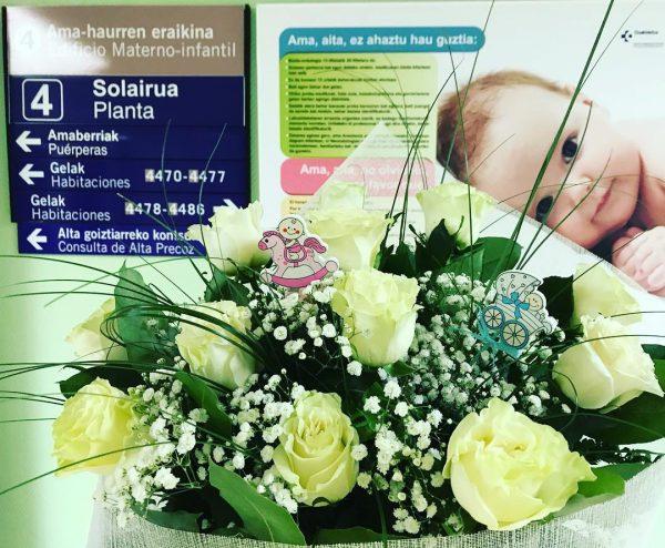 La entrega en el Materno Infantil Donostia / Policlínica /Domicilio tiene un coste adicional